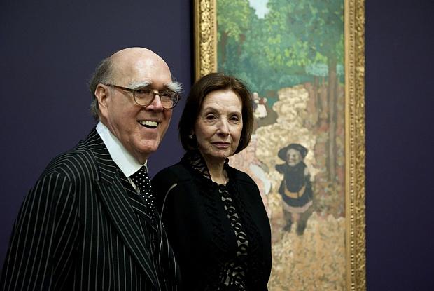Egy amerikai gyűjtő házaspár adománya a Musée d'Orsay-nak