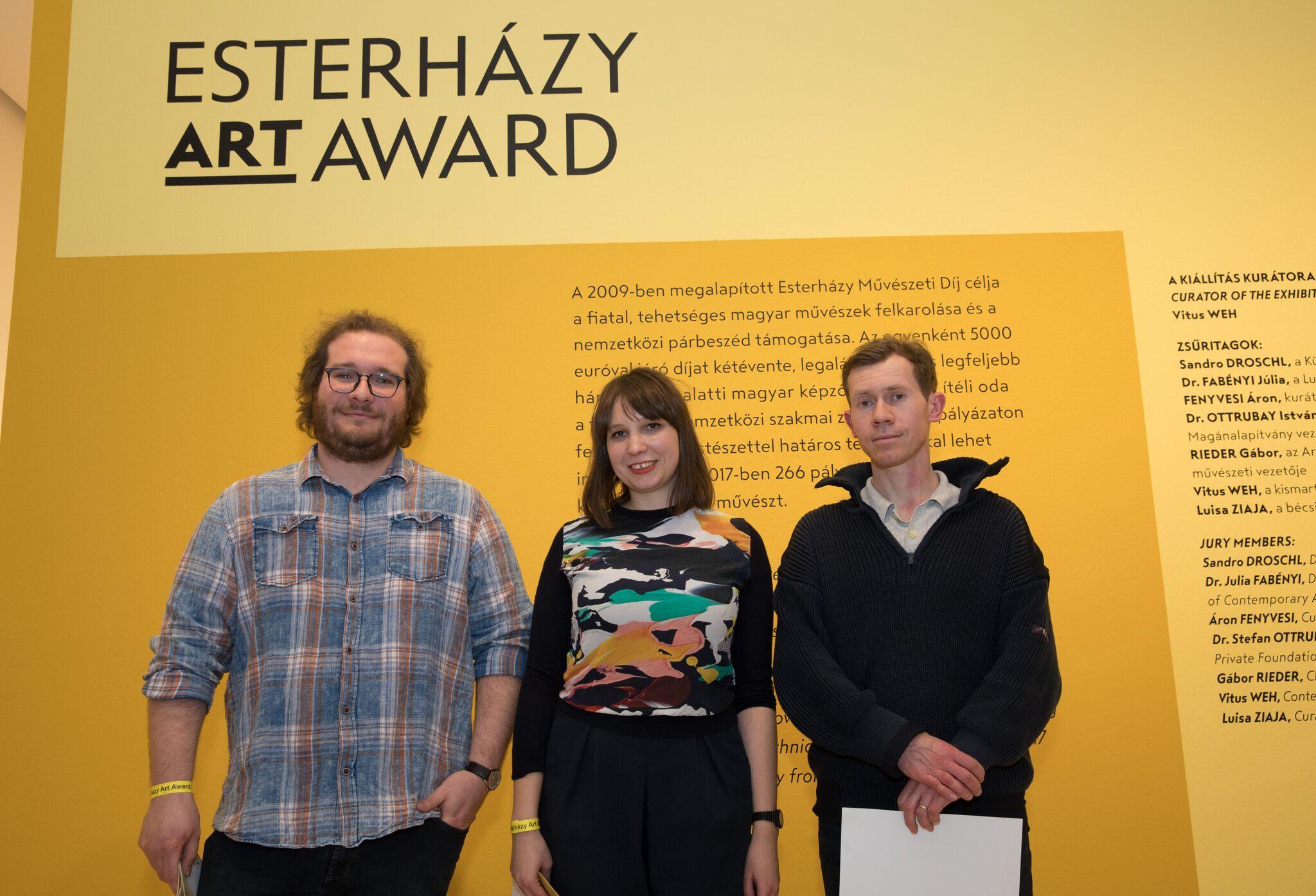 Esterházy Art Award 2017